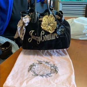 Juicy Couture bag with original dust bag